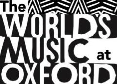 THE WORLD'S MUSIC AT OXFORD